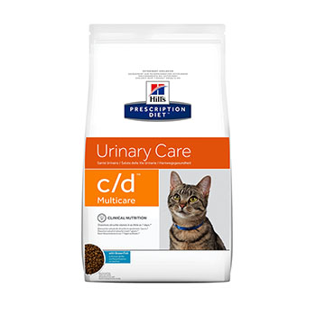 PRESCRIPTION DIET FELINE C/D PESCE 1,5Kg