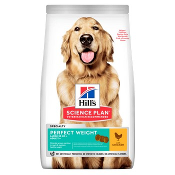 SIENCE PLAN HILL'S ADULT MEDIUM PERFECT WEIGHT 12Kg