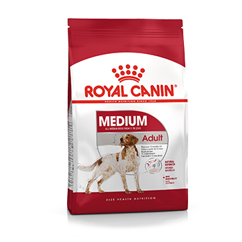 ROYAL CANIN MEDIUM ADULT DOG 4KG