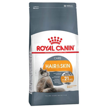 ROYAL CANIN  HAIR&SKIN  CAT 400g