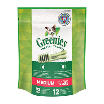GREENIES MEDIUM 85g