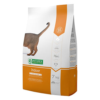NATURE'S PROTECTION CAT INDOOR 2KG