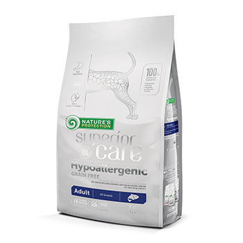 NATURE'S PROTECTION DOG HYPOALLERGENIC 1.5KG