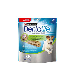 PURINA DOG DENTALIFE SMALL 21 STICK 345g