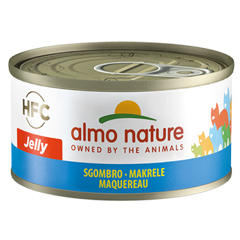 ALMO CAT JELLY SGOMBRO 70g