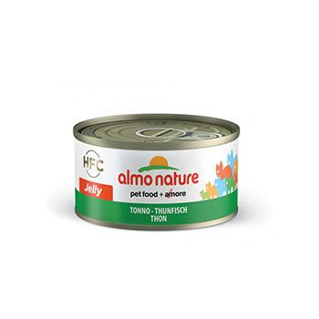 ALMO CAT JELLY TONNO 70g