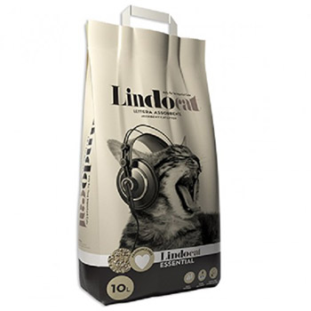 LINDO CAT ESSENTIAL 10lt