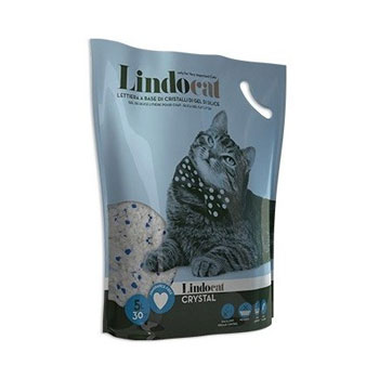 LINDO CAT CRYSTAL 5lt