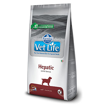 FARMINA VET LIFE DOG HEPATIC 2Kg