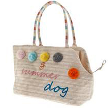 FB BORSA SUMMER DOG 38X28X20cm