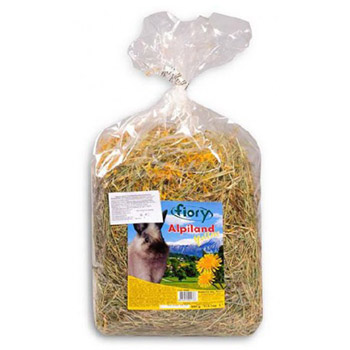 FIORY FIENO ALPILAND YELLOW 500g