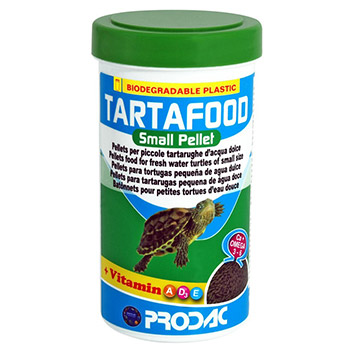 PRODAC TARTAFOOD SMALL PELLET 250 ml