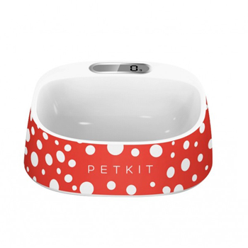 CAMON PET SMART BOWL ROSSA