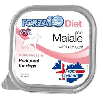 FORZA 10 DIET SOLO MAIALE 300g