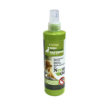 CROCI NIKI NATURAL DEFENCE SPRAY PER   PELO NEEM 250ml