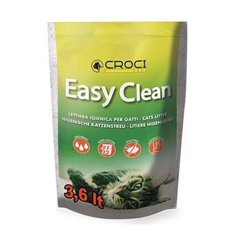 CROCI LETTIERA SILICIO EASY CLEAN 3,6lt