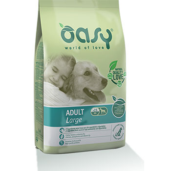 OASY DOG ADULT LARGE 12Kg