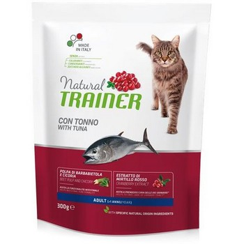 TRAINER NAT CAT ADULT TONNO 300GR