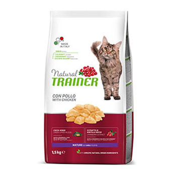 TRAINER NAT CAT MATUR POLLO KG.1,5 FL