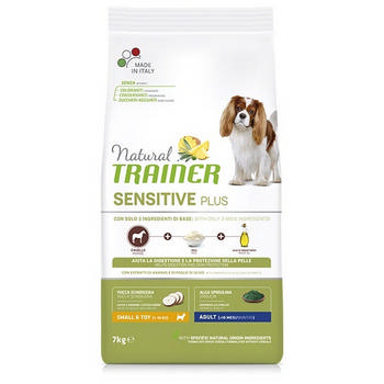TRAINER NATURAL SENSITIVE ADULT MINI CON CAVALLO 2 KG FL