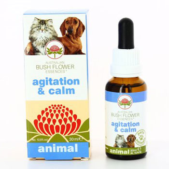 BUSH FLOWER AGITATION & CALM 30ML