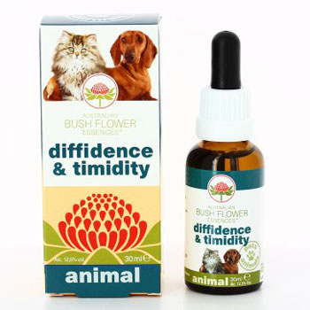 BUSH FLOWER DIFFIDENCE & TIMIDITY 30ML