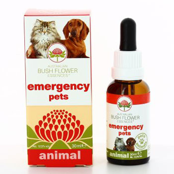 BUSH FLOWER EMERGENCY PETS 30ML
