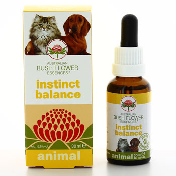 BUSH FLOWER INSTINCT BALANCE 30ML
