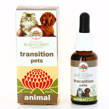 BUSH FLOWER TRANSITION PETS 30ML