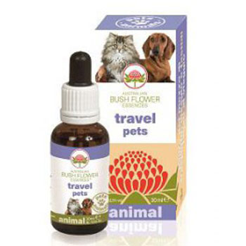 BUSH FLOWER TRAVEL PETS 30ML