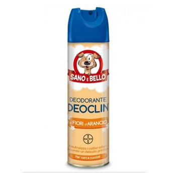BAYER DEODORANTE DEOCLIN 250ml