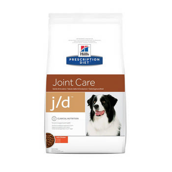 PRESCRIPTION DIET  CANINE. J/D 12Kg