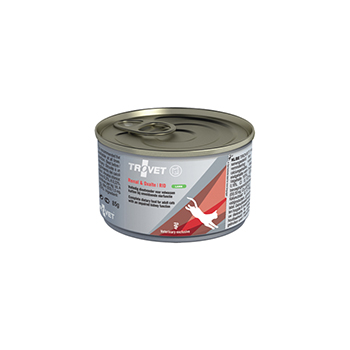 TROVET CAT RENAL & OXALATE AGNELLO 85g